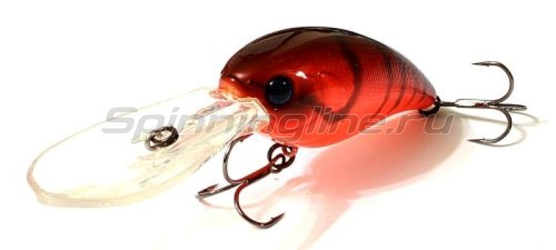 Jackall - Воблер Muscle Deep 4+ red craw - фотография 1
