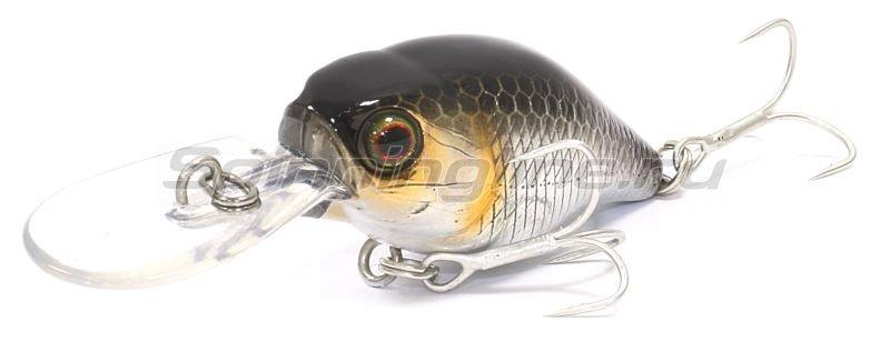 Воблер Diving Chubby 38 hl silver & black -  1