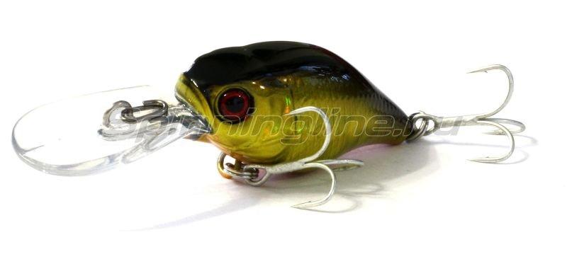 Воблер Diving Chubby 38 hl gold&black -  1