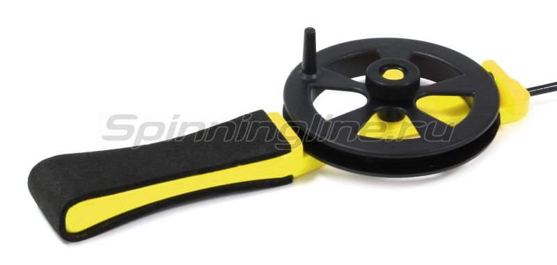 Удочка зимняя Stinger Ice hunter Sport Y желтая -  2