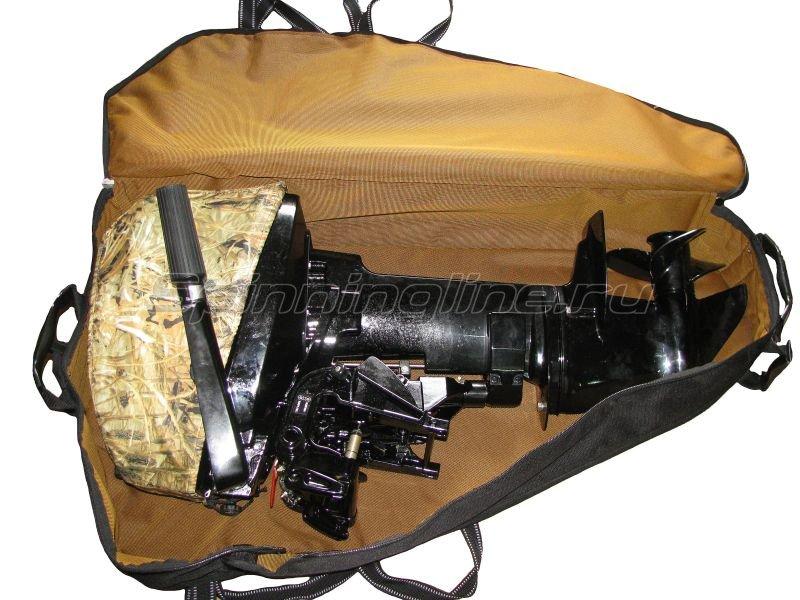 Markfish - Чехол для лодочного двигателя М15 л.с. - фотография 3