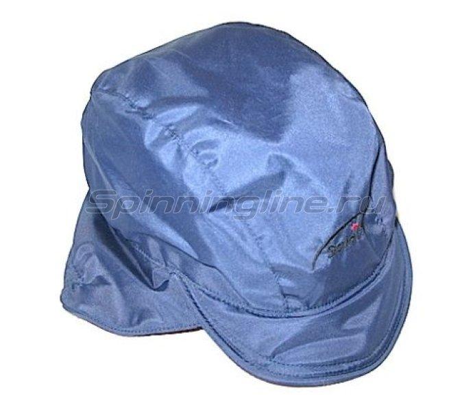 Шапка Salar M синяя - фотография 1