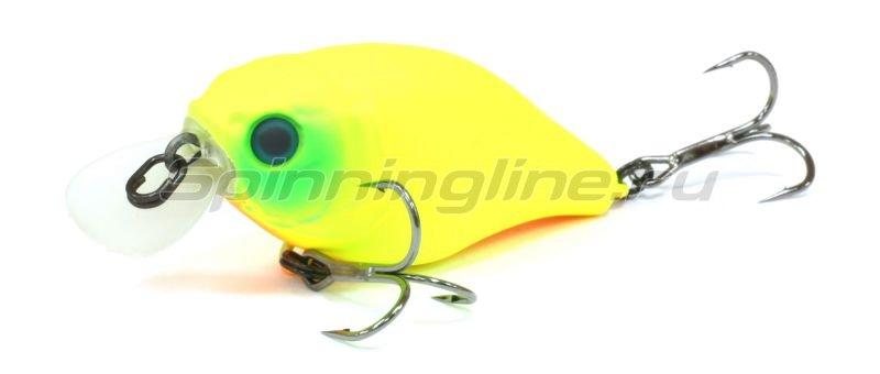 Jackall - Воблер 10 CC matt chartreuse - фотография 1