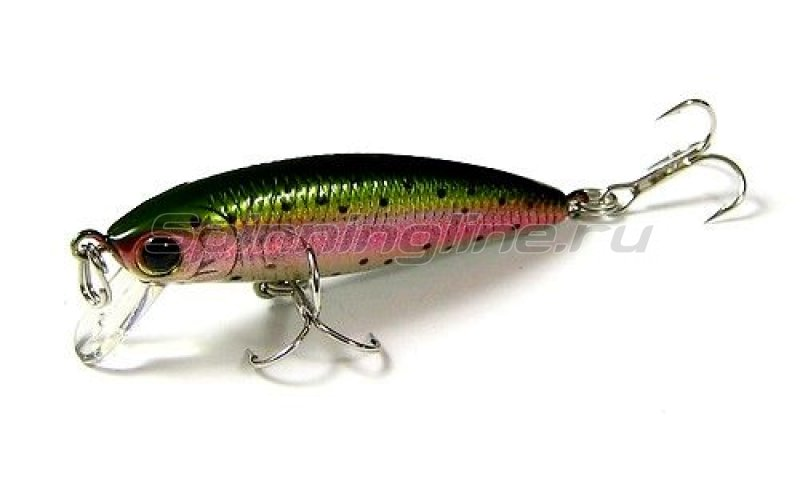 Lucky Craft - Воблер Bevy Minnow 45SP Rainbow Trout 056 - фотография 1