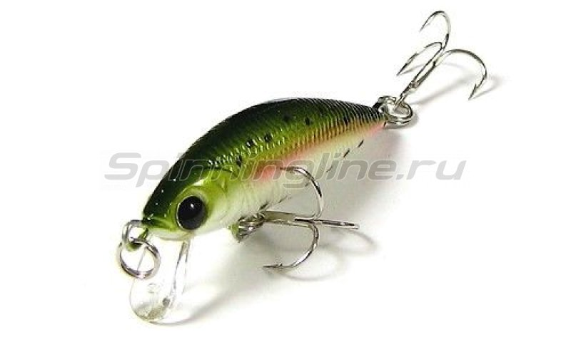 Воблер Lucky Craft Bevy Minnow 40SP Rainbow Trout 056 -  1