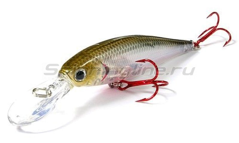 Воблер Pointer 78DD Bl.Ghost Minnow 102 -  1