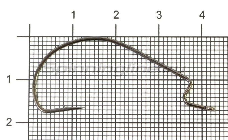 Крючок Saikyo BS-2315 BN №1/0 -  1