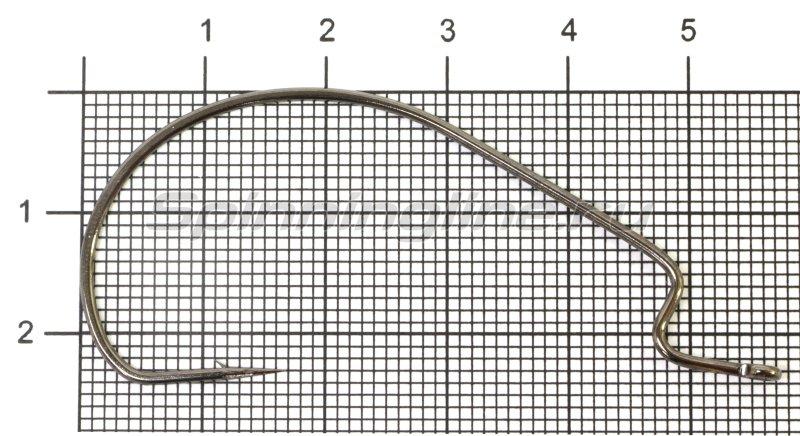 Крючок Saikyo BS-2315 BN №5/0 -  1