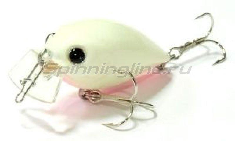 Lucky Craft - Воблер Shallow Cra-Pea Silver 578 - фотография 1