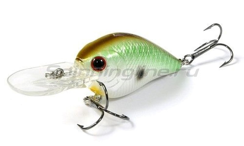 Lucky Craft - Воблер Flat Mini DR Caramel Shad 120 - фотография 1