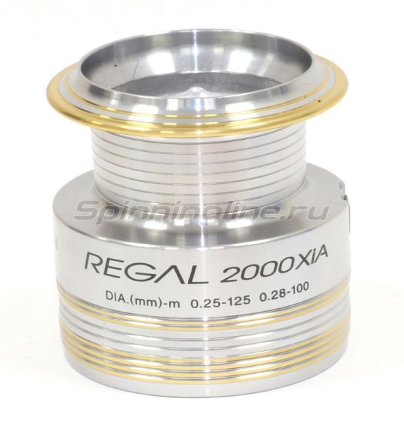 Daiwa - Катушка Regal 1500 XIA - фотография 7