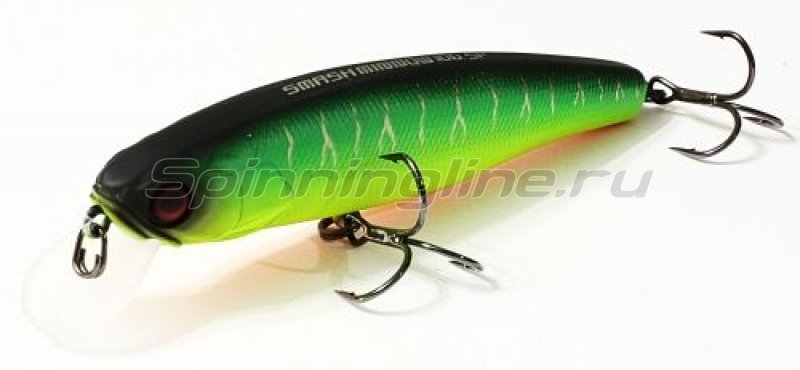 Jackall - ������ Smash Minnow 100 matt tiger 7332 - ���������� 1