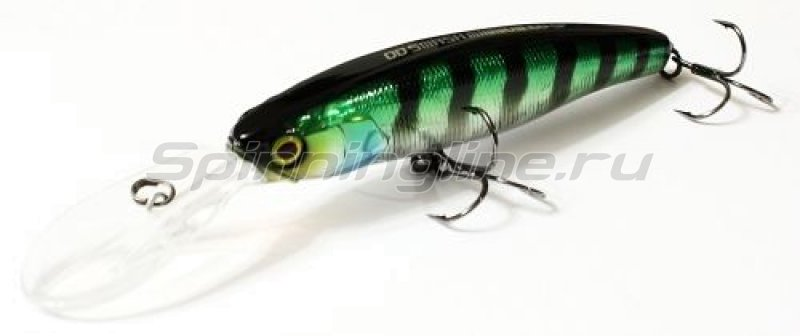 Jackall - Воблер DD Smash Minnow 100 SP hl blue gill - фотография 1