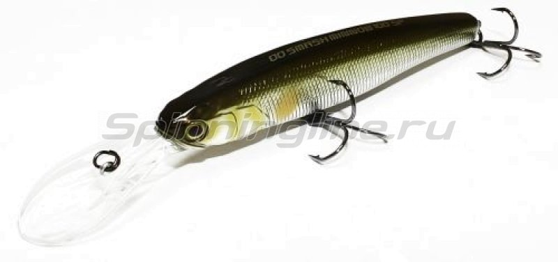Воблер Jackall DD Smash Minnow 100 SP hl ayu -  1