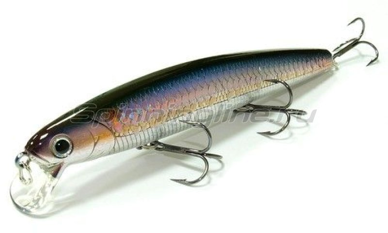 Lucky Craft - Воблер Flash Minnow 110SP MS American Shad 270 - фотография 1