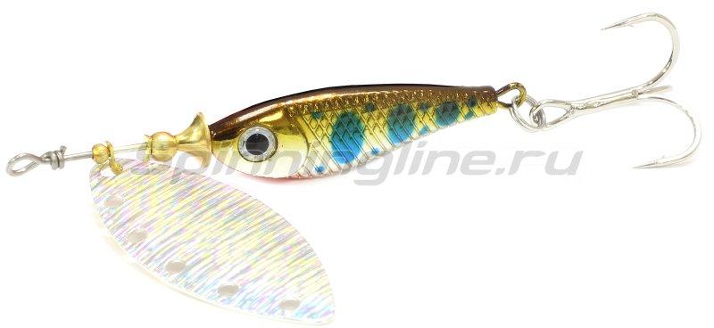 Daiwa - Блесна Silver Creek SPINNER(R)1150 holo yamame - фотография 1