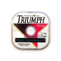 Леска Triumph Pure 100м 0,14мм