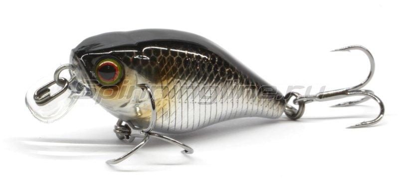 Jackall - Воблер Chubby 38F hl silver & black - фотография 1