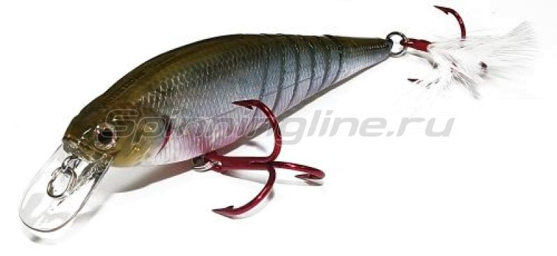 Воблер Live Pointer 110MR Bloody Ghost Minnow 102 -  1