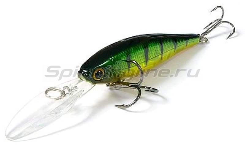 Lucky Craft - Воблер Pointer 65XD Aurora Green Perch 280 - фотография 1