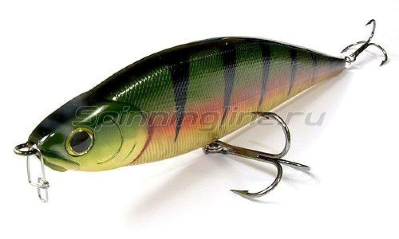 Lucky Craft - Воблер LL Pointer 200 Aurora Gold Northern Perch 884 - фотография 1