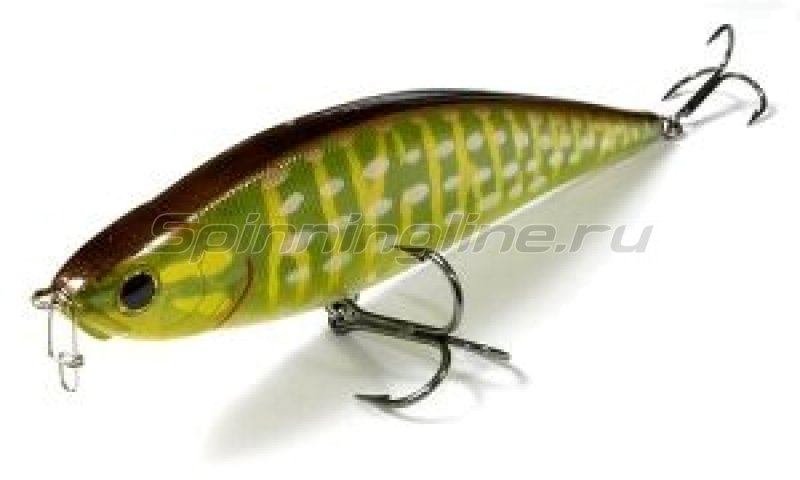 Lucky Craft - Воблер LL Pointer 200 Ghost Northern Pike 881 - фотография 1
