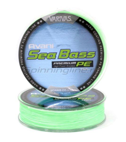 Шнур Avani Sea Bass Premium PE 150м 0.8 -  2