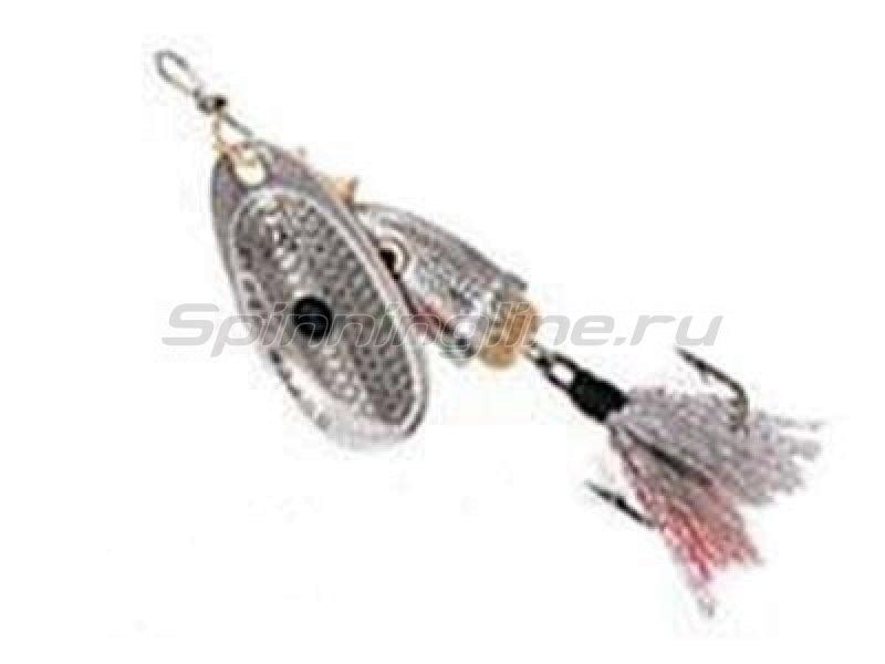 Блесна Classic Vibrax 01 Foxtail 1/8 Silver Shiner 4гр -  1