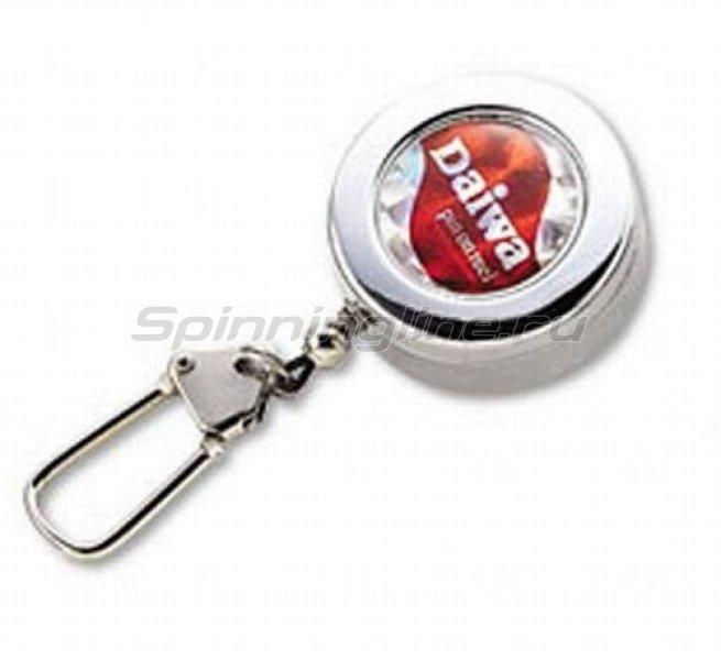 Ретривер Daiwa Pin-on Reel 45 Silver - фотография 1