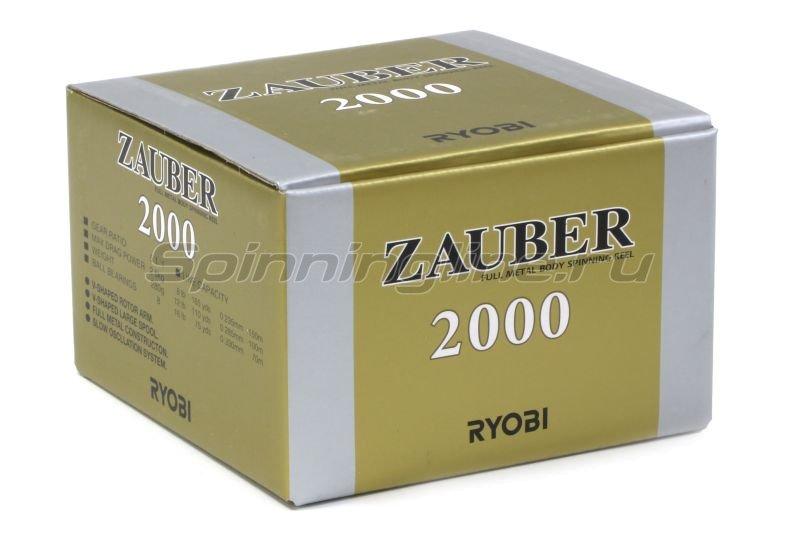 RYOBI - Катушка Zauber 2000 - фотография 6