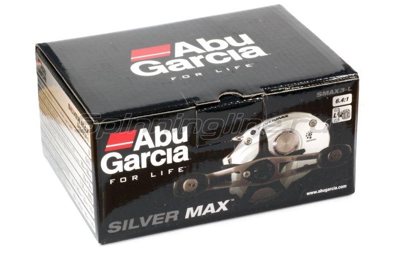 Abu Garcia - Катушка Ambassadeur Silver Max II Low Profile - фотография 6