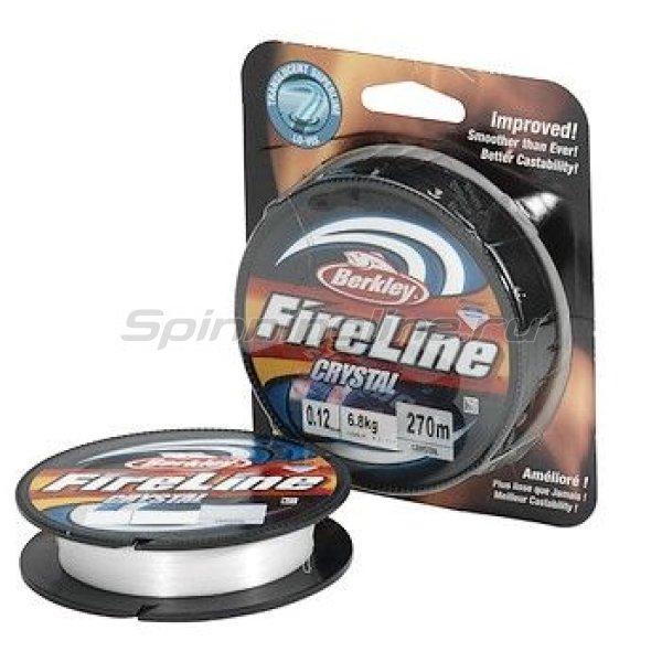 Шнур FireLine Crystal 110м 0,12мм -  1