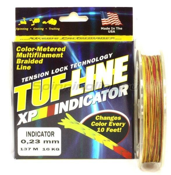Tuf-Line - Шнур Indicator XP 137м 0.15мм - фотография 1