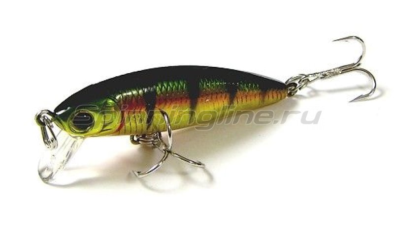 Lucky Craft - Воблер Bevy Minnow 45SP Ago Northern Perch 884 - фотография 1