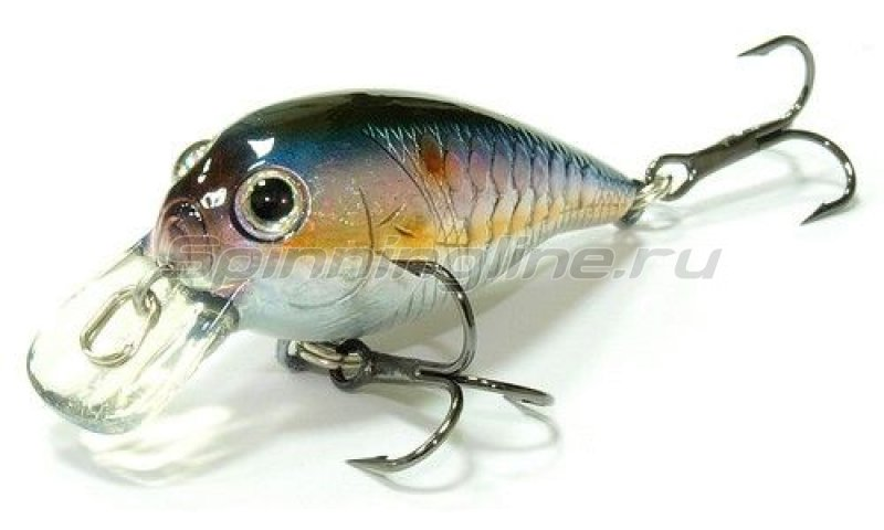 Lucky Craft - Воблер Bevy Crank 45SR MS American Shad 270 - фотография 1