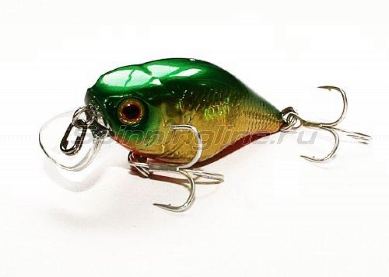Jackall - Воблер Chubby 38F hl green gold - фотография 1