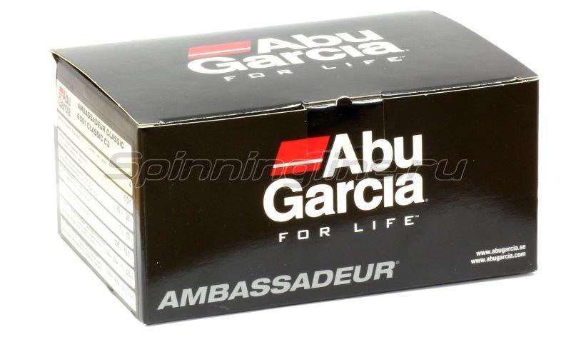 Abu Garcia - Катушка Ambassadeur 6501C3 2006 - фотография 5