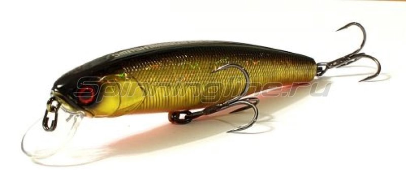 Jackall - ������ Smash Minnow 100 hl gold & black 0235 - ���������� 1