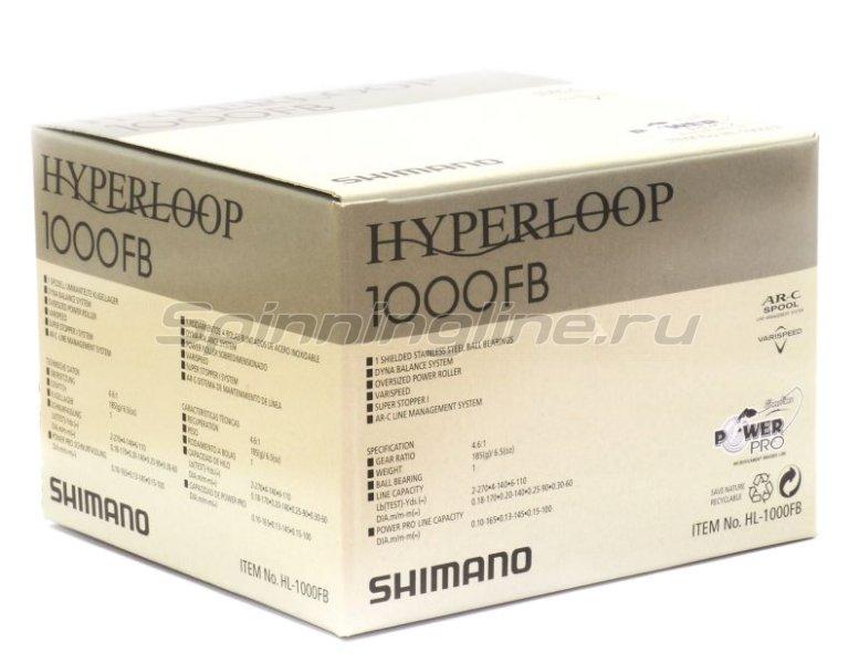 Катушка Hyperloop 1000 FB -  6