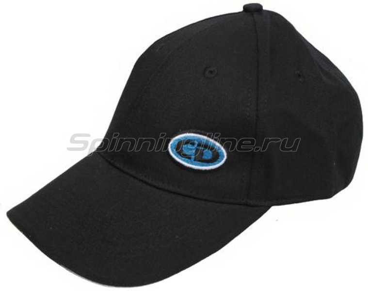 Кепка CD черная -  1