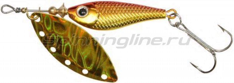 Daiwa - Блесна Silver Creek SPINNER(R)1120 holo akakin - фотография 1