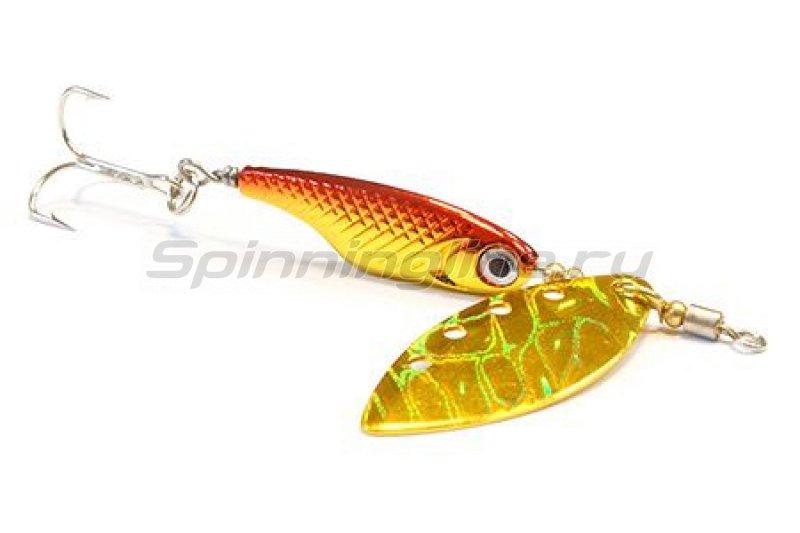 Daiwa - Блесна Silver Creek SPINNER(R)1120 holo akakin - фотография 2