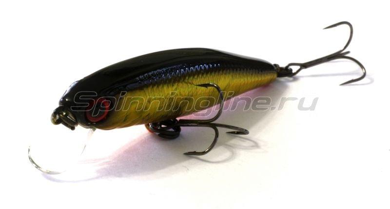 Воблер Tiny Fry 50 SP hl gold & black -  1