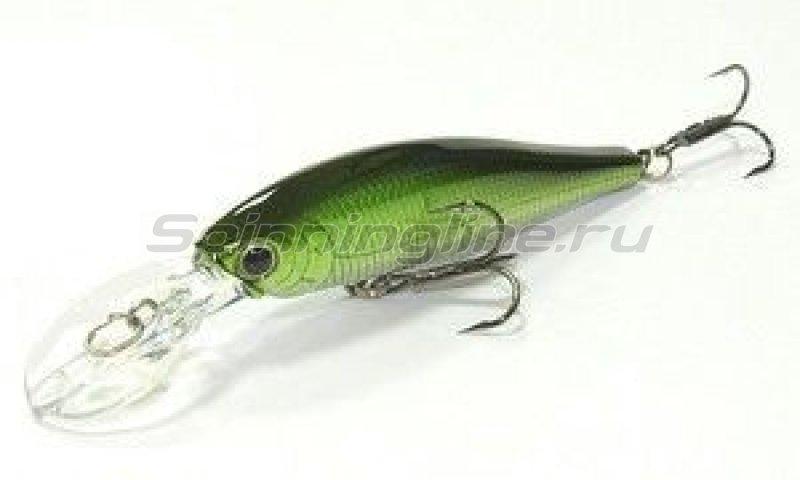 Воблер B-Freeze LB 65SP Golden Green 891 -  1
