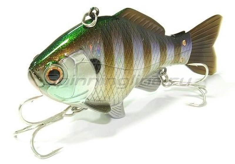 Lucky Craft - ������ Real Vib 77 Aluminum Gill 134 - ���������� 1