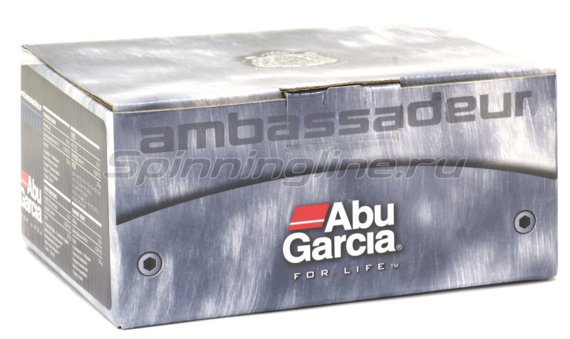 Abu Garcia - Катушка Ambassadeur Blue Max II Low Profile Box - фотография 5
