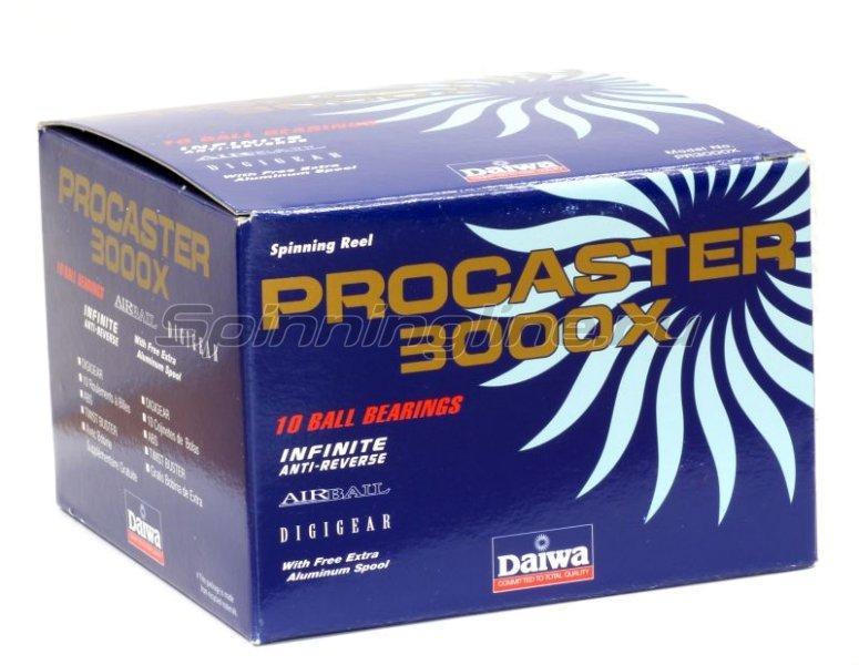 Daiwa - Катушка Procaster 3500 X - фотография 8