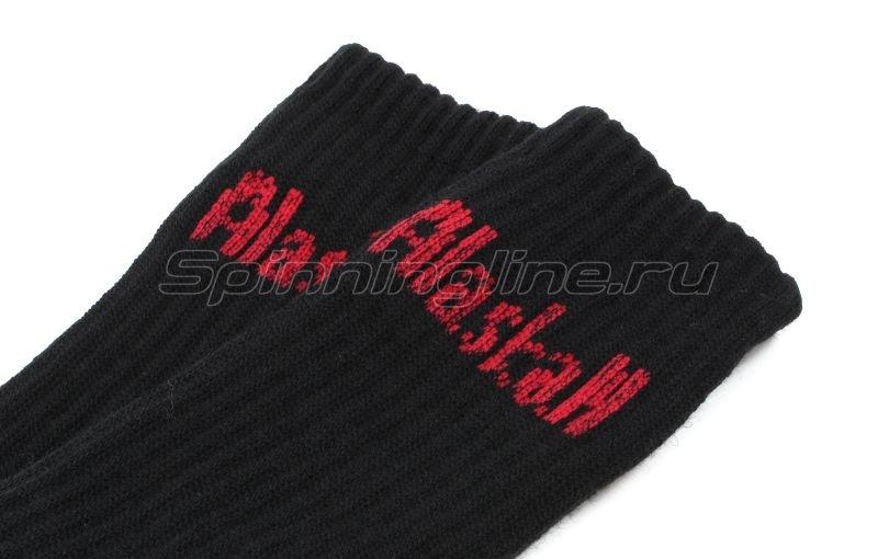 Носки Alaskan черные L - фотография 3