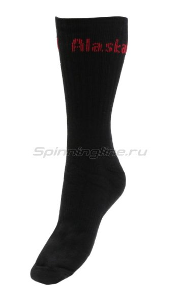 Носки Alaskan черные М -  1