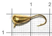 Мормышка Лещевая d6 золото